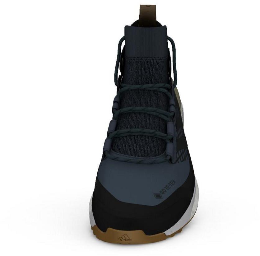 adidas TERREX Free Hiker Gore Tex Vandresko Herrer, legacy bluecore blackraw desert